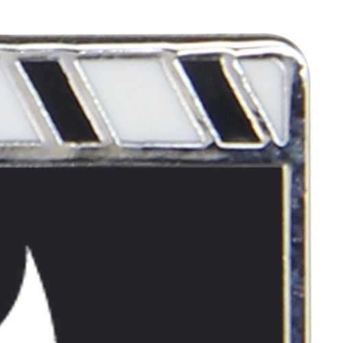 Logo Shaped Lapel Pin