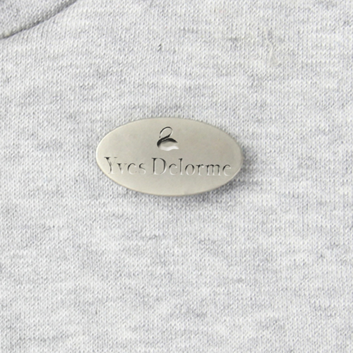 Custom Shaped Debossing Lapel Pin Image 8