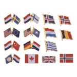 Customized Flag Lapel Pin