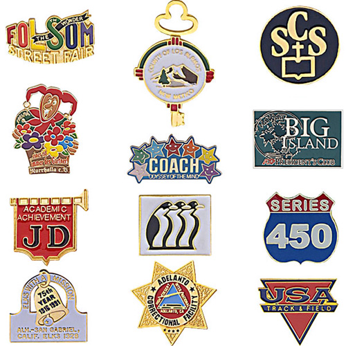 Custom Lapel Pins Image 4