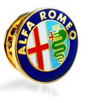 Customize Gilt Zinc Alloy Badge