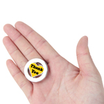 Personlized Shaped Enamel badge