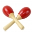 Kids Cute Wooden Maracas Image 2