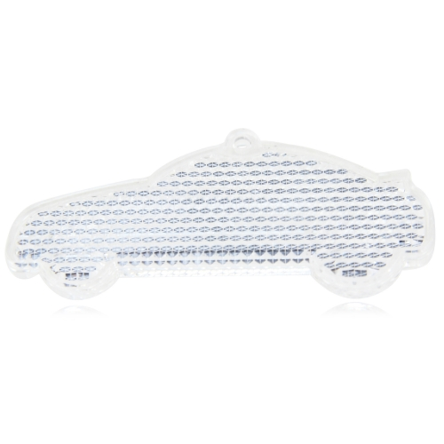 Car Shaped Safety Reflector