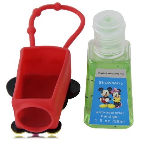Mickey Mouse Girl Minnie Hand Sanitizer