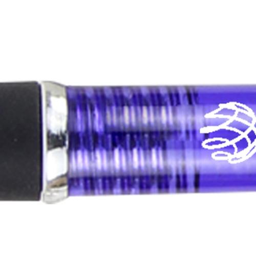 Retractable Spiral Clip Ballpoint Pen Image 10