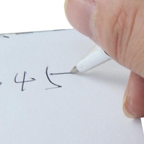 Retractable Spiral Clip Ballpoint Pen Image 7