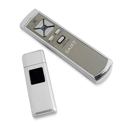 Wireless USB Remote Laser Presentation Pointer