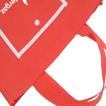 Non-Woven Foldable Tote Bag