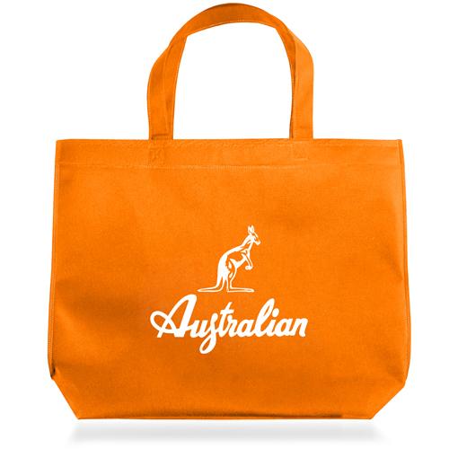 Non-Woven Reusable Tote Bag Image 1