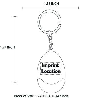 Key Finder Light Up Keychain