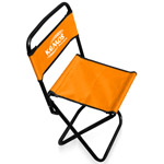Portable Backrest Fishing Chair