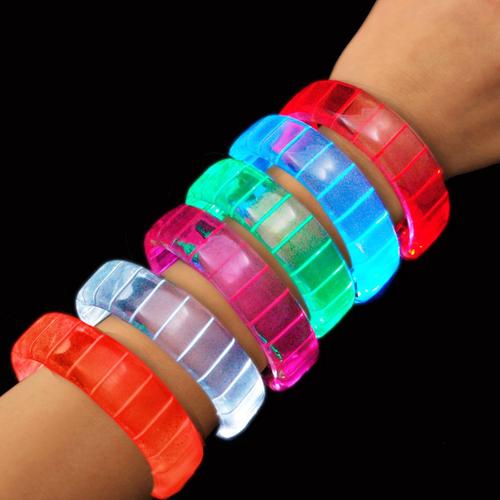 Sound Control Flashing Bracelet