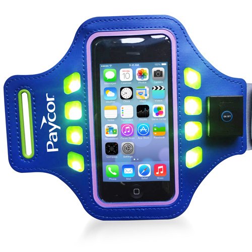 LED Sports Phone Sleeve Armband Image 10