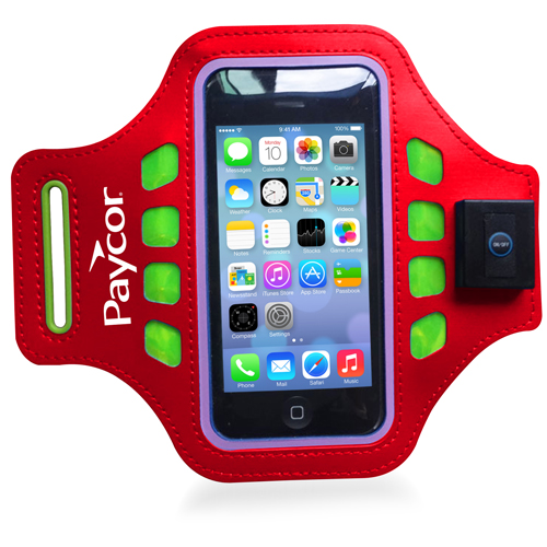 LED Sports Phone Sleeve Armband