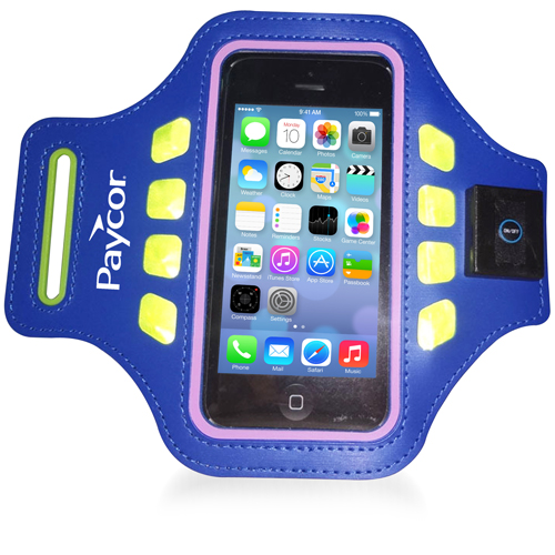 LED Sports Phone Sleeve Armband Image 4