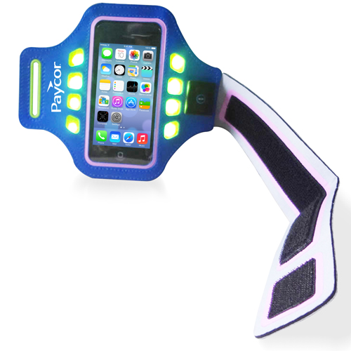 LED Sports Phone Sleeve Armband Image 5