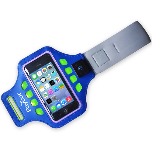 LED Sports Phone Sleeve Armband Image 6