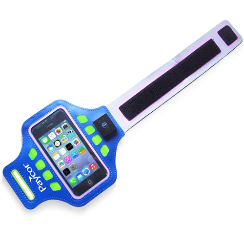 LED Sports Phone Sleeve Armband Image 7