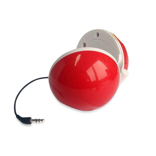Ball-Shaped Portable Speaker