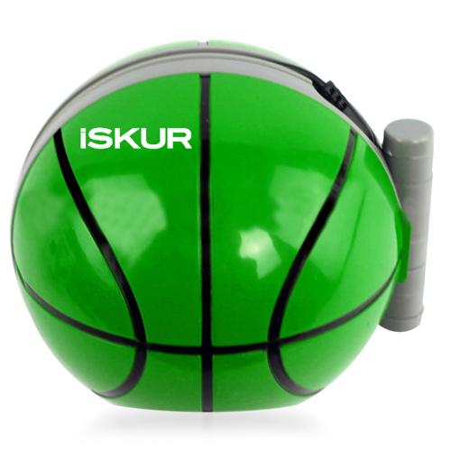 Basketball Shape Speaker