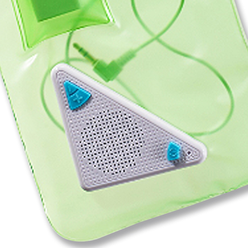 iPhone Water-Resistant Speaker Pouch