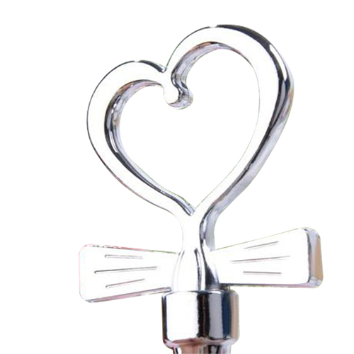 Heart Shaped Corkscrew And Wine Stopper