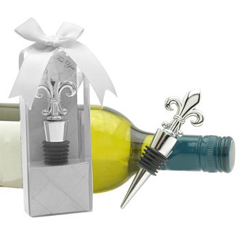 Legendary Chrome Wine Bottle Stopper