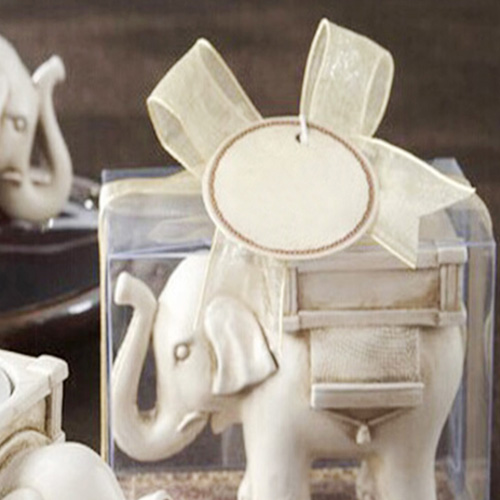 Elephant Shaped Tealight Holder
