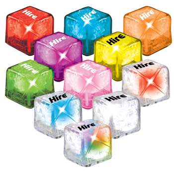 Liquid Activated Glow Ice Cube