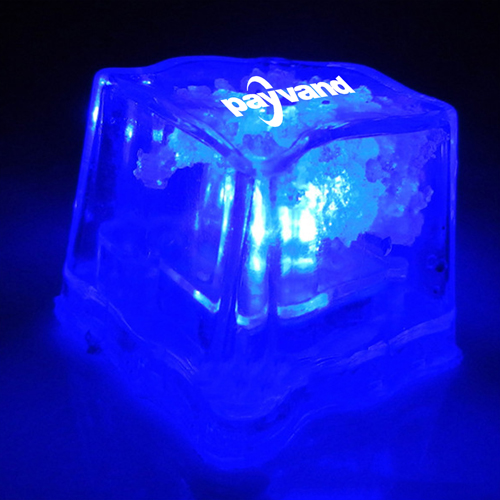 Liquid Activated Glow Ice Cube Image 8