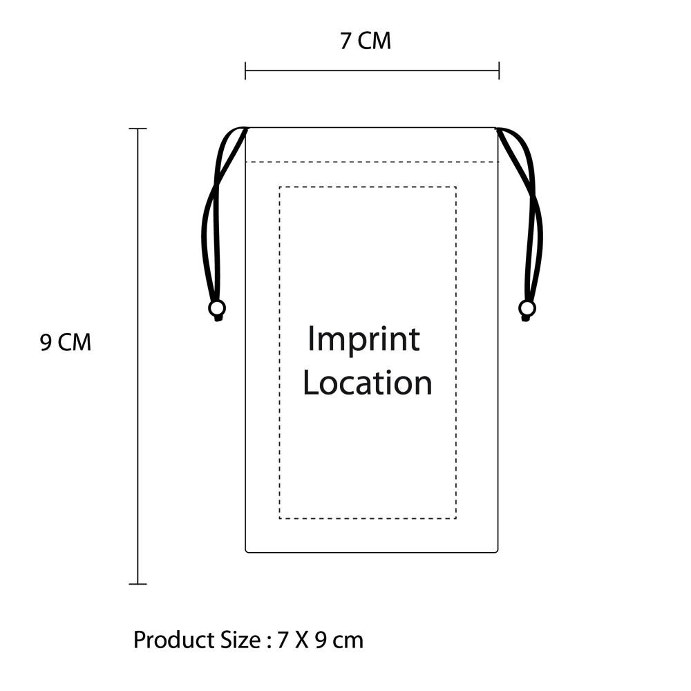 Portable Drawstring Pouch