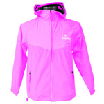 Windbreaker Polyester Hooded Jacket