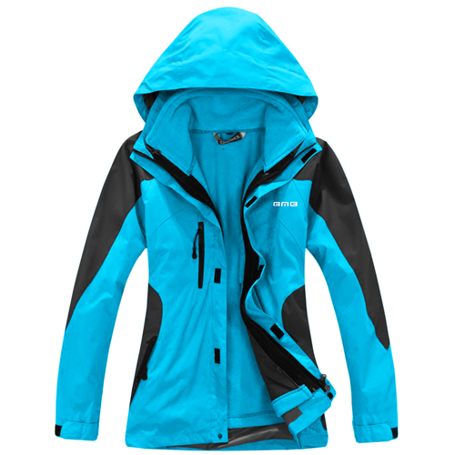 Women Triple Outdoor Fleece Jacket