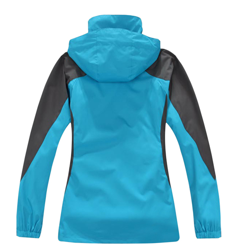 Women Triple Outdoor Fleece Jacket Image 3