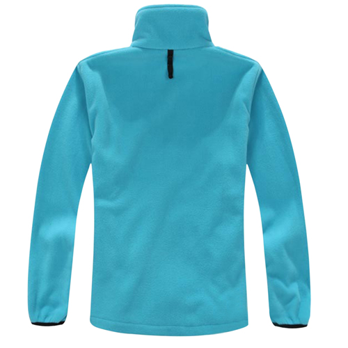 Women Triple Outdoor Fleece Jacket Image 4