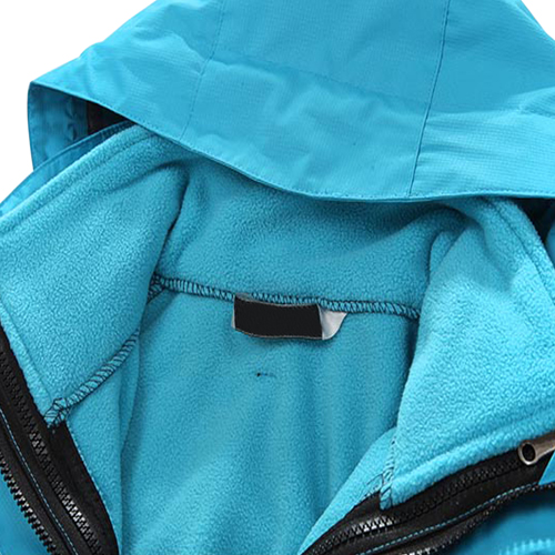 Women Triple Outdoor Fleece Jacket Image 5
