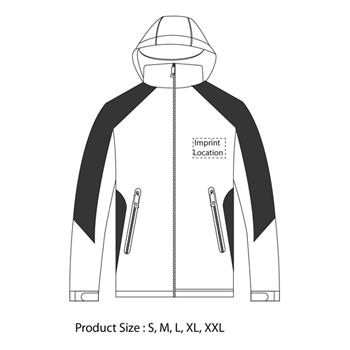 3 In 1 Outdoor & Sking Jacket