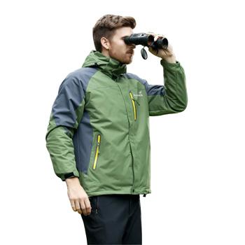 Mens 2-Piece Winter Skiing Jacket