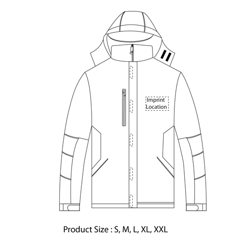 Autumn Jacket With Hood