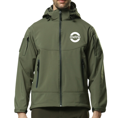 Soft Shell Outdoor Tactical Jacket Image 1
