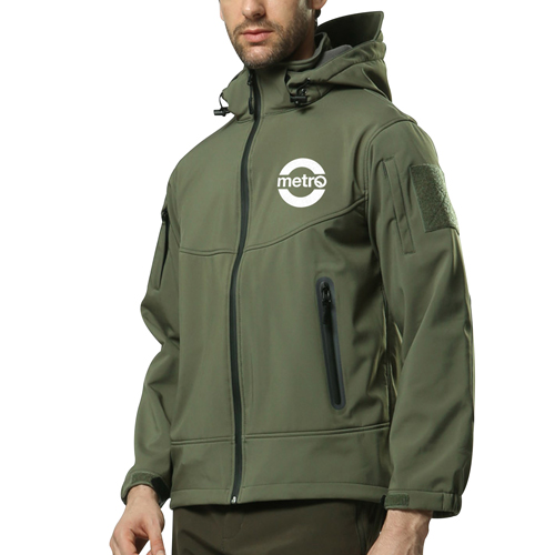 Soft Shell Outdoor Tactical Jacket Image 2