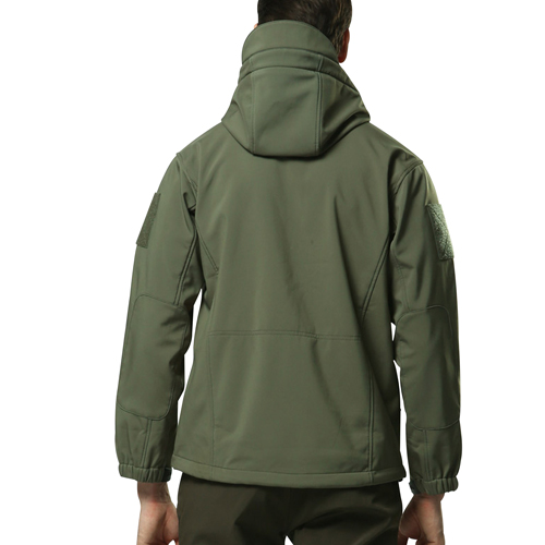 Soft Shell Outdoor Tactical Jacket Image 3