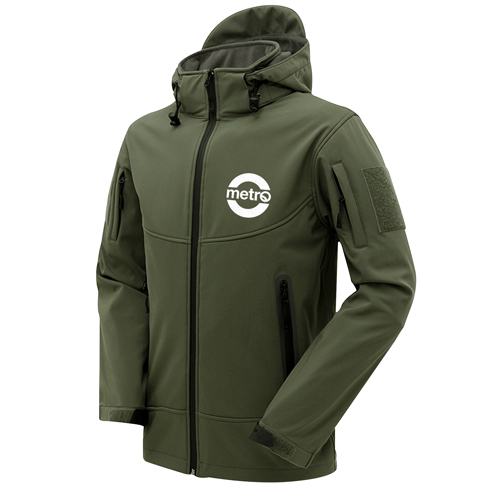 Soft Shell Outdoor Tactical Jacket Image 4