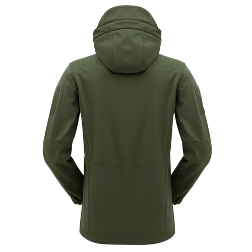 Soft Shell Outdoor Tactical Jacket Image 5