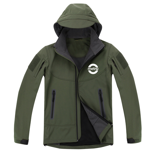 Soft Shell Outdoor Tactical Jacket Image 6