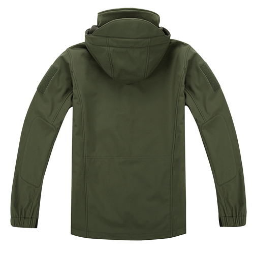 Soft Shell Outdoor Tactical Jacket Image 7