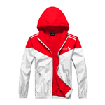 Spring Casual Hooded Jacket