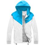 Outdoor Jacket With Hidden Hood