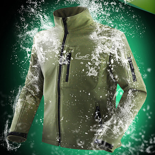Outdoor North Face Jacket Image 4